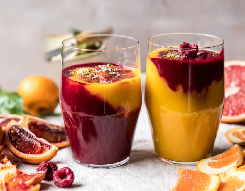 Immune Boosting Citrus Smoothie