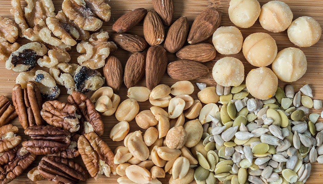 Nuts and seeds – Health Benefits