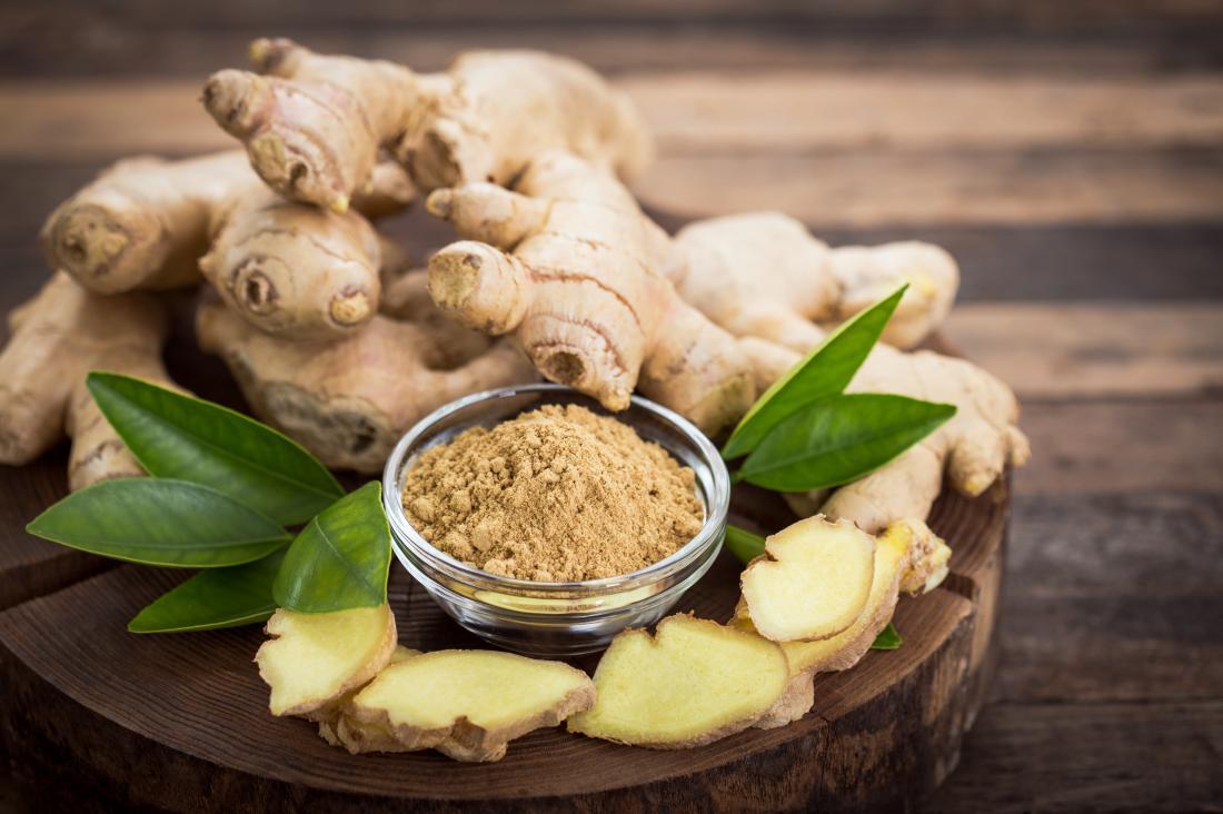 Ginger for Diarrhea