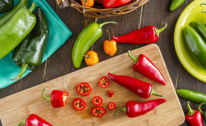 10 Different Types of Peppers