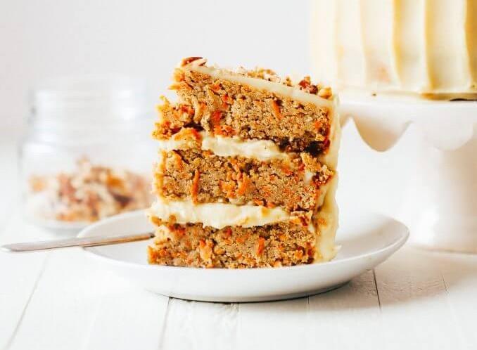 Sweet Potato Carrot Cake