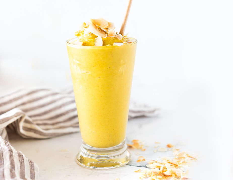 Toasted CoconutSmoothie