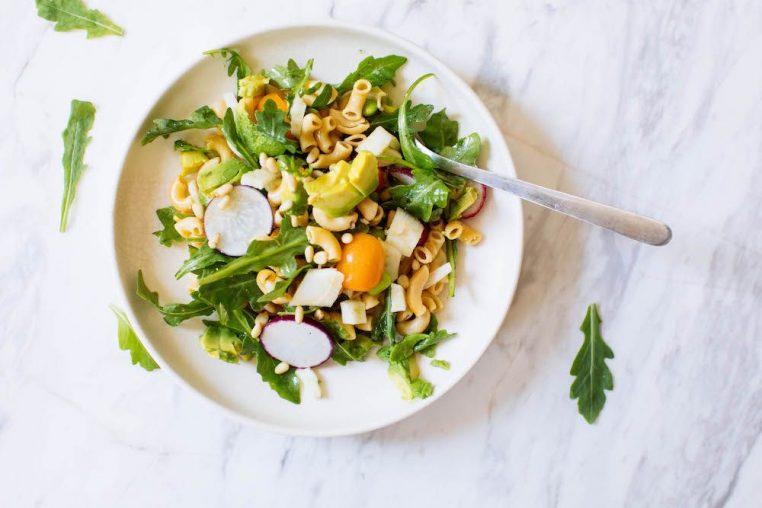 Garden Gluten-Free Pasta Salad